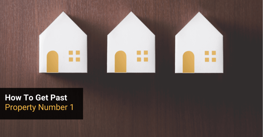 Getting Past Investment Property #1